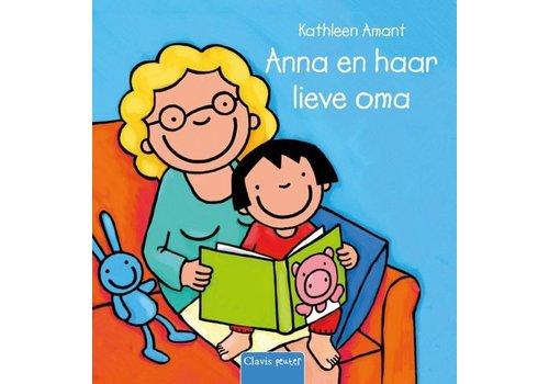 Clavis Clavis Leesboekje Anna En Haar lieve Oma