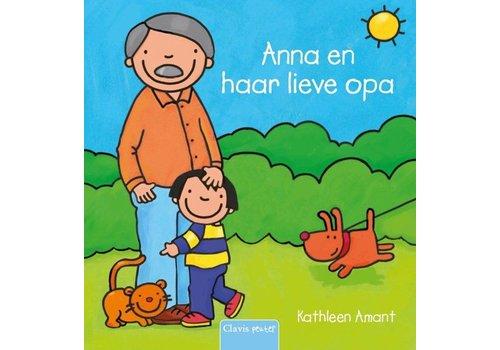 Clavis Clavis Leesboekje Anna En Haar lieve Opa