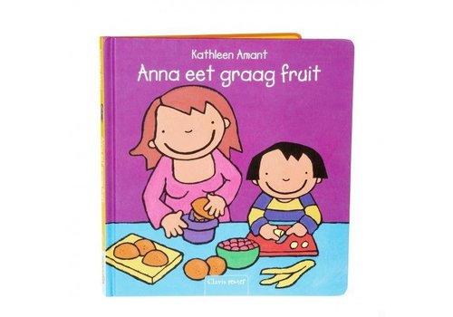 Clavis Clavis Leesboekje Anna Eet Graag Fruit