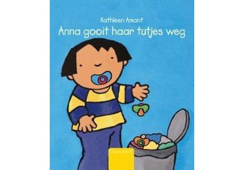 Clavis Clavis Leesboekje Anna Gooit Haar Tutjes Weg