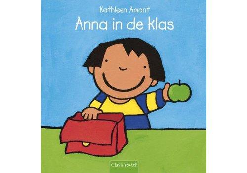 Clavis Clavis Leesboekje Anna In De Klas