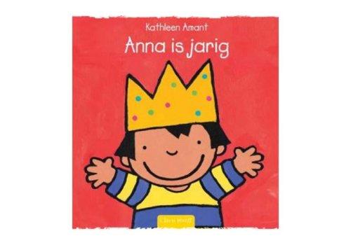 Clavis Clavis Leesboekje Anna Is Jarig