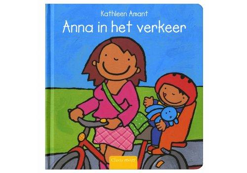 Clavis Clavis Leesboekje Anna In Het Verkeer