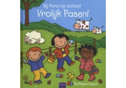 Clavis Clavis Leesboekje Bij Anna op School Vrolijk Pasen