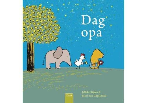 Clavis Clavis Leesboek Dag Opa