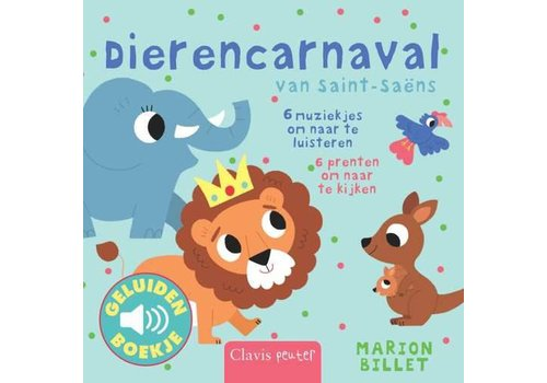 Clavis Clavis Geluidenboekje Dierencarnaval