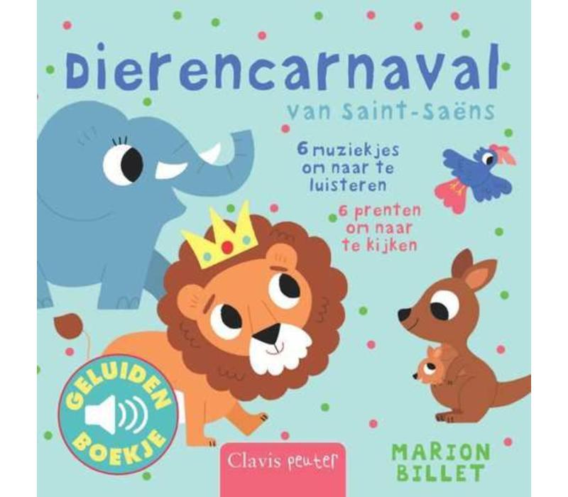 Clavis Geluidenboekje Dierencarnaval