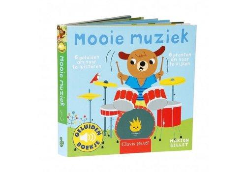 Clavis Clavis Geluidenboekje Mooie Muziek