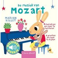Clavis Geluidenboekje Muziek Van Mozart