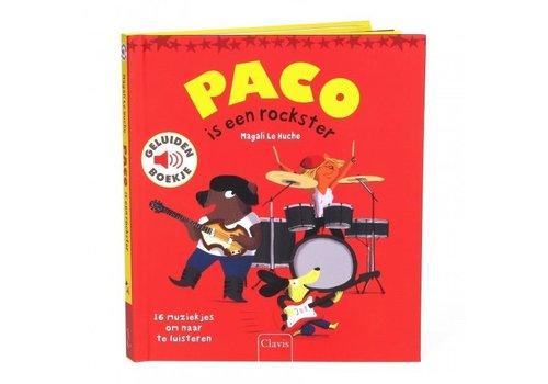 Clavis Clavis Geluidenboekje Paco Is Een Rockster