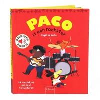Clavis Geluidenboekje Paco Is Een Rockster