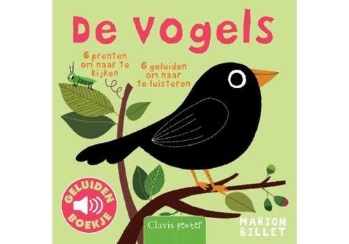 Clavis Clavis Geluidenboekje Vogels