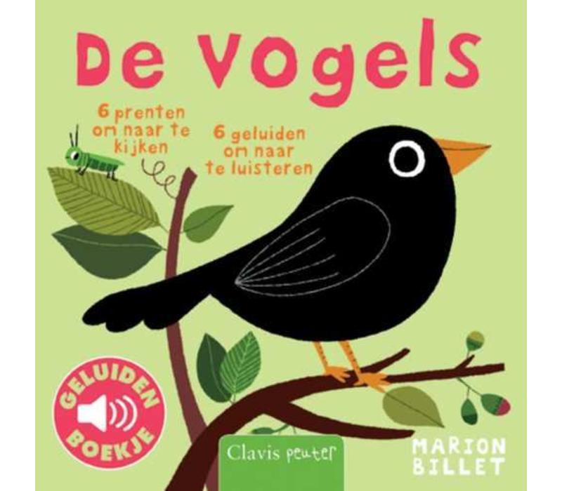 Clavis Geluidenboekje Vogels