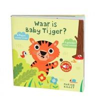 Clavis Geluidenboekje Waar Is Baby Tijger?