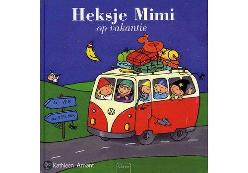 Clavis Clavis Leesboekje Heksje Mimi Op Vakantie