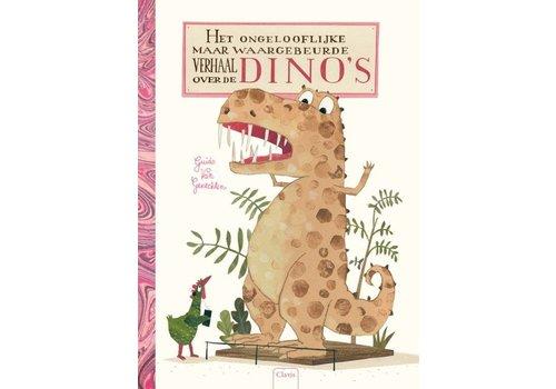 Clavis Clavis Het Ongelooflijke Maar Waargebeurde Verhaal Over De Dino's