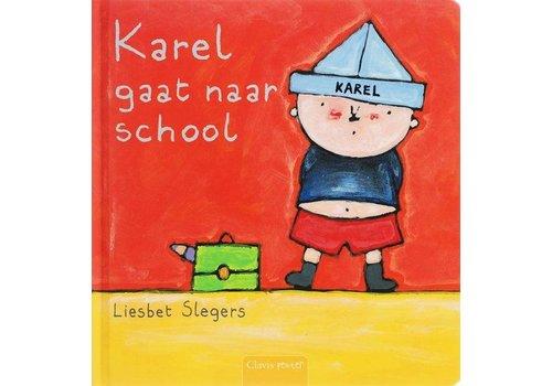 Clavis Clavis Leesboek Karel Gaat Naar School