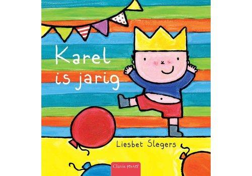 Clavis Clavis Leesboek Karel Is Jarig