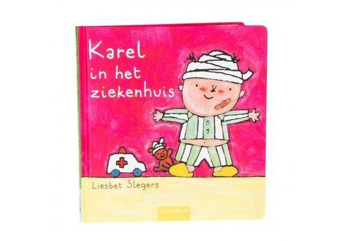 Clavis Clavis Leesboekje Karel In Het Ziekenhuis