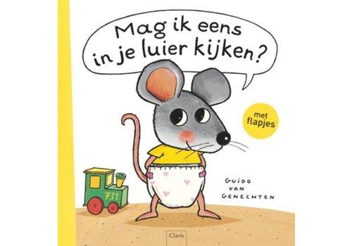 Clavis Clavis Leesboek Mag Ik Eens In Je Luier Kijken?