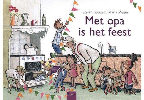 Clavis Clavis Leesboekje Met Opa Is Het Feest