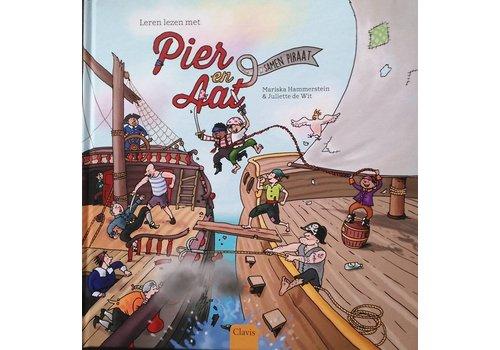 Clavis Clavis Leesboek Pier en Aat. Samen Piraat