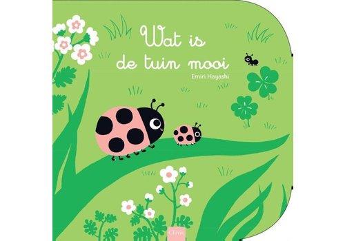 Clavis Clavis Voelboekje Wat Is De Tuin Mooi