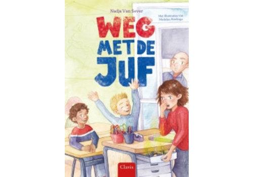 Clavis Clavis Leesboek Weg Met De Juf