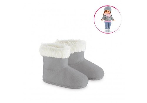 Corolle Corolle Lined Grey Boots