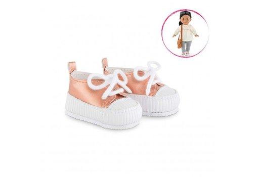 Corolle Corolle Ma Corolle Brons/Roze Sneakers