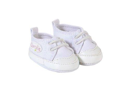 Corolle Corolle Witte Sneakers