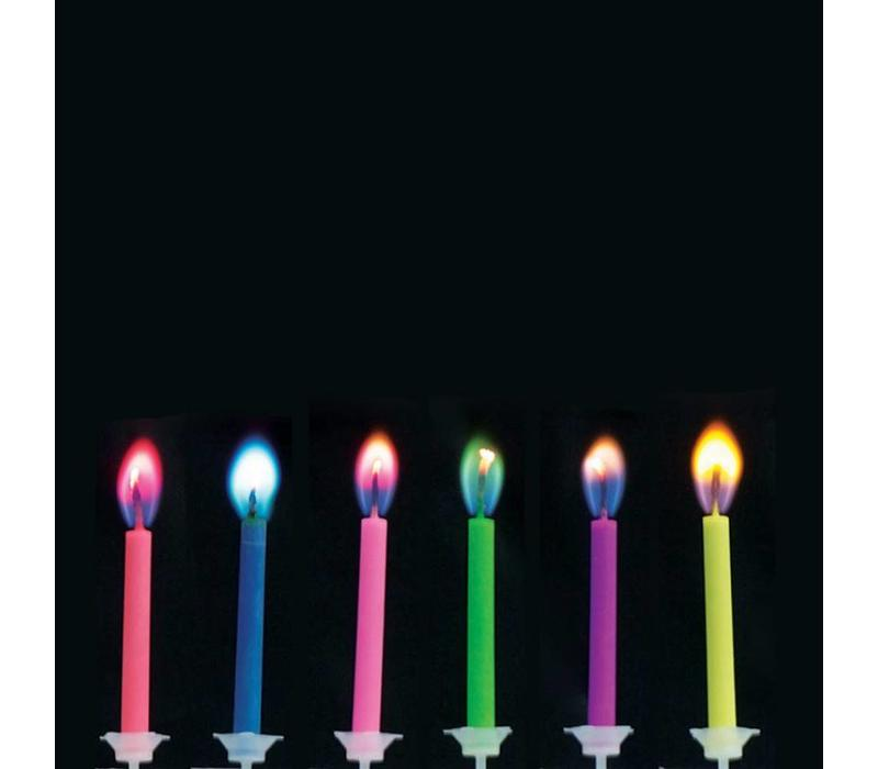 Candles In All Colors