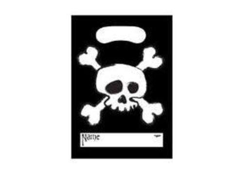 Creative Party Pirate party geschenkzakjes