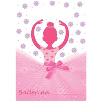 'Ballerina' geschenkzakjes