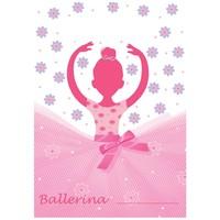 'Ballerina' gift bags