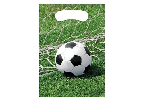 Creative Party 'Voetbal' geschenkzakjes