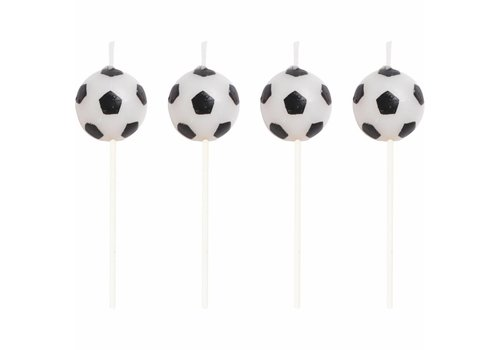 Creative Party Soccer candles
