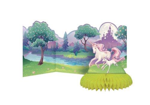 Creative Party Eenhoorn fantasie centerpiece
