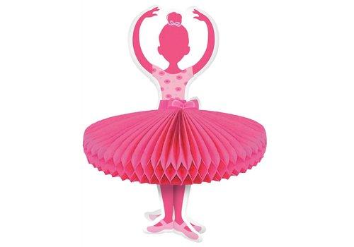 Creative Party Ballerina centerpiece