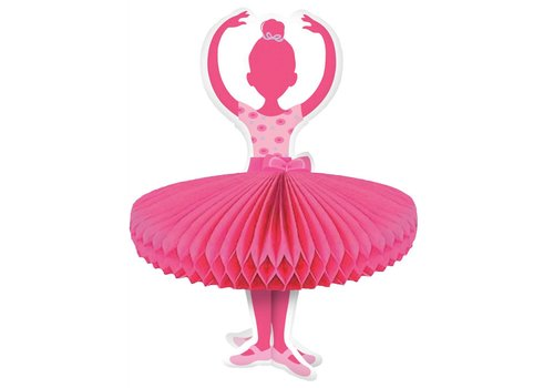 Creative Party 'Ballerina' Table Decoration