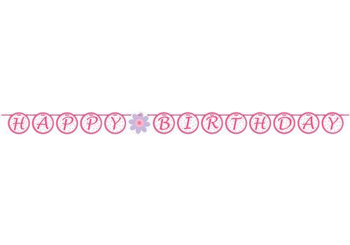 Creative Party Ballerina banner