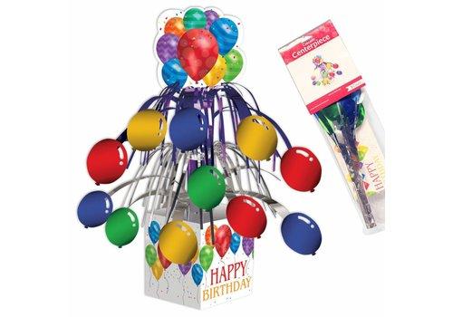 Creative Party Happy birthday ballonnen centerpiece