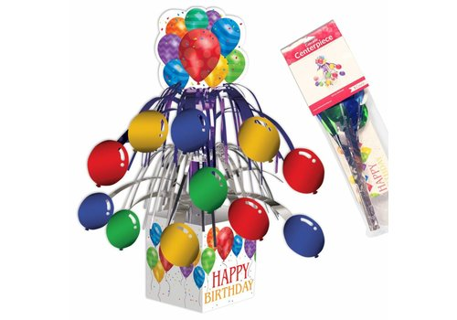 Creative Party 'Happy Birthday Ballonnen' Tafeldecoratie