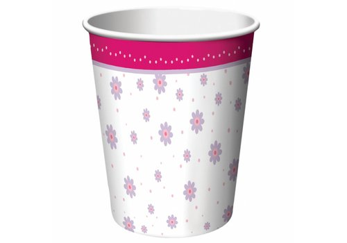 Creative Party 'Ballerina' Drinking cups