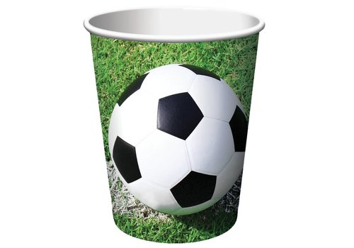 Creative Party Voetbal drinkbekers