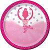 Creative Party 'Ballerina' Plates