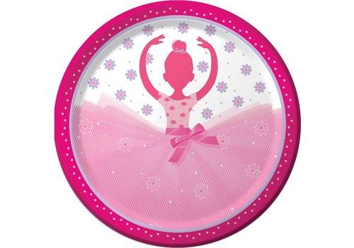 Creative Party Ballerina borden