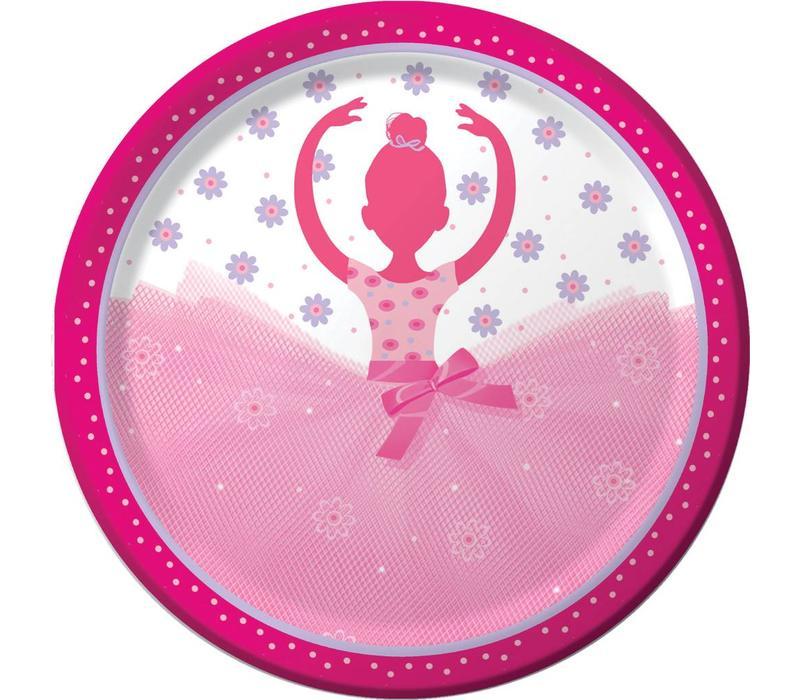 'Ballerina' Plates