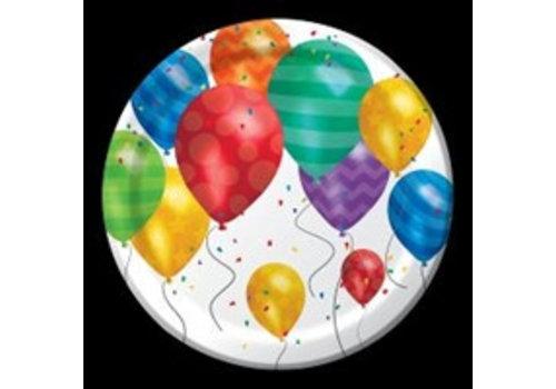 Creative Party Happy birthday balloons borden