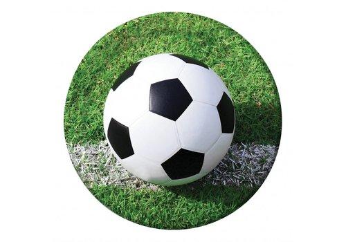 Creative Party Voetbal borden